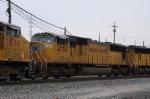 UP 4074